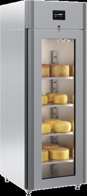 Шкаф для вызревания сыра Polair CS107 Cheese glass