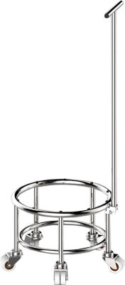 Подкатная тележка для перемещения дежи Abat ТМП-60