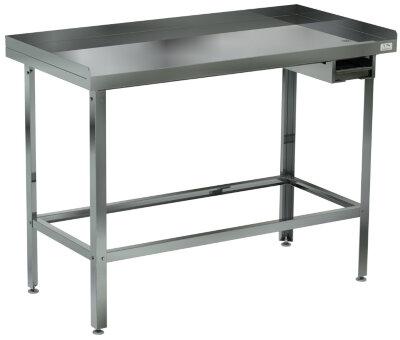 Стол для разделки мяса Кобор СМ-120/60/430