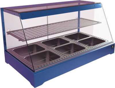 Тепловая витрина Кобор СR1-117H Blue