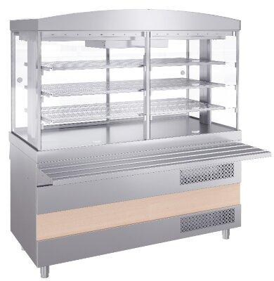 Витрина холодильная Atesy Ривьера ХВ-1500-02