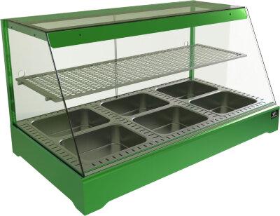 Тепловая витрина Кобор СR1-117H Green