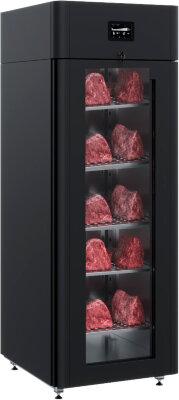 Шкаф для вызревания мяса Polair CS107-Meat black Тип 2