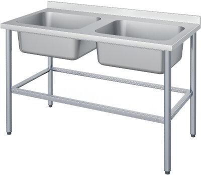 Ванна моечная Atesy ВСМЦ-П-2.500.400-1-02 (ВСМЦ-2/1200Н)