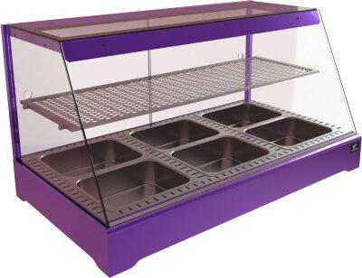 Тепловая витрина Кобор СR1-117H Purple