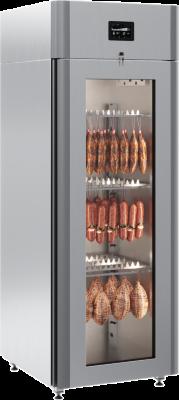 Шкаф для вызревания салями Polair CS107 Salami glass