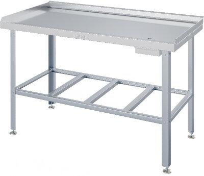 Стол для разделки мяса Atesy СМ-С-1200.700-02 (СМ-3/1200/700)