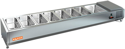 Холодильная витрина для ингредиентов Hicold VRTO 1835 к PZ3
