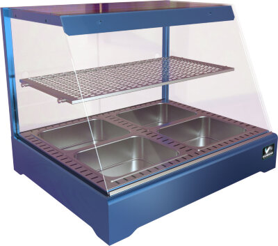 Тепловая витрина Кобор СR1-80H Blue