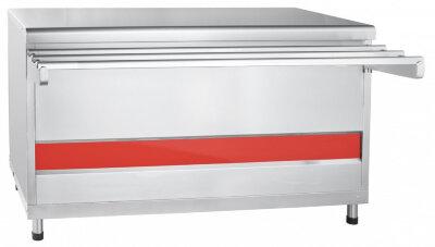 Прилавок для горячих напитков Abat Аста ПГН-70КМ-03